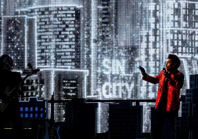 FOTO: El show duró 13 minutos y no le faltó nada (Foto: ESPN).