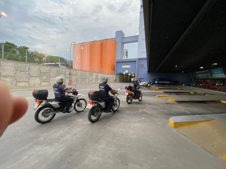 AUDIO: Fuerte operativo de seguridad para custodiar los interurbanos que funcionan
