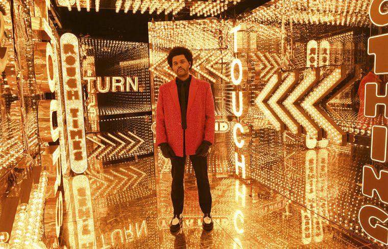 FOTO: The Weeknd (ESPN)