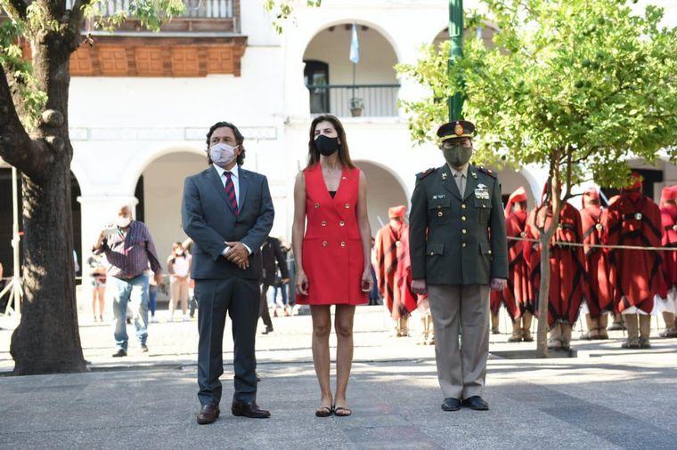 FOTO: Homenaje a Güemes en Salta