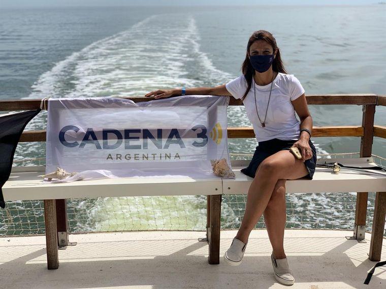 FOTO: Mar Chiquita, la laguna salada más grande de Sudamérica