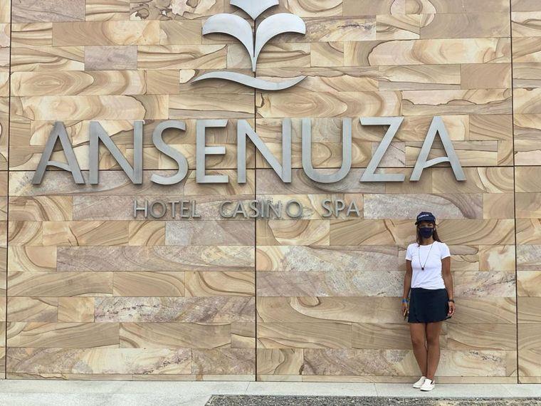 AUDIO: Un almuerzo gourmet en el Hotel Casino Spa Ansenuza