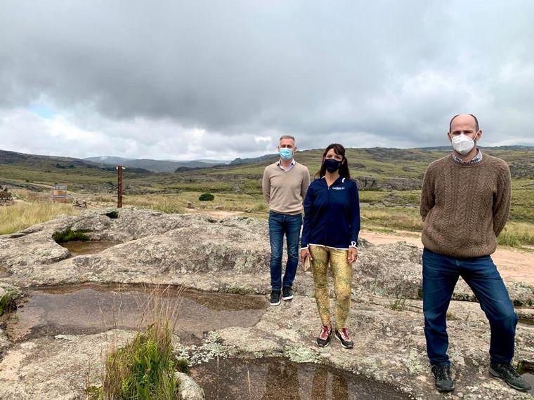 AUDIO: Quebrada del Condorito, un lugar especial en Córdoba