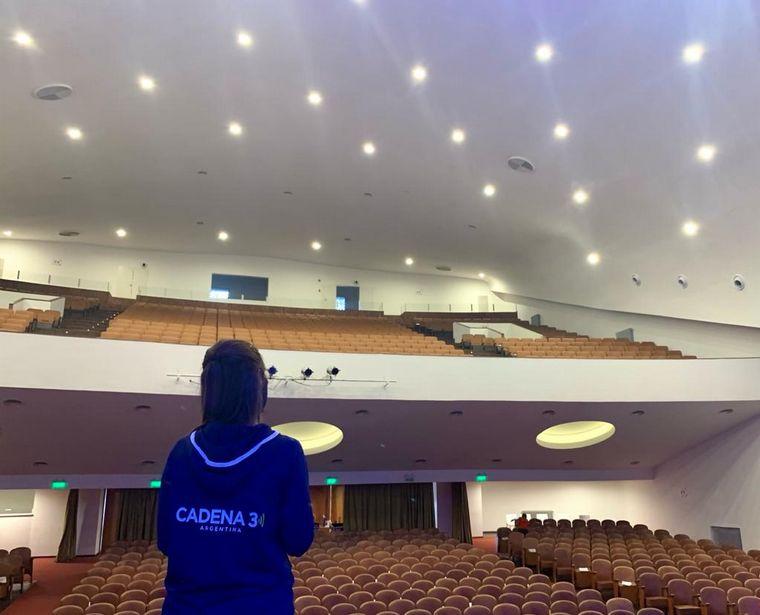 AUDIO: Cine Teatro Monumental Sierras, un emblema de Alta Gracia
