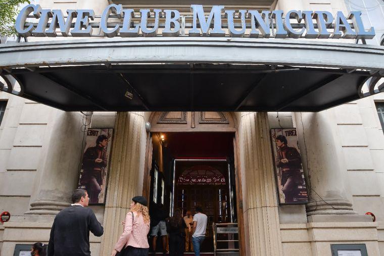 FOTO: El Cineclub Municipal Hugo del Carril reabrió sus puertas