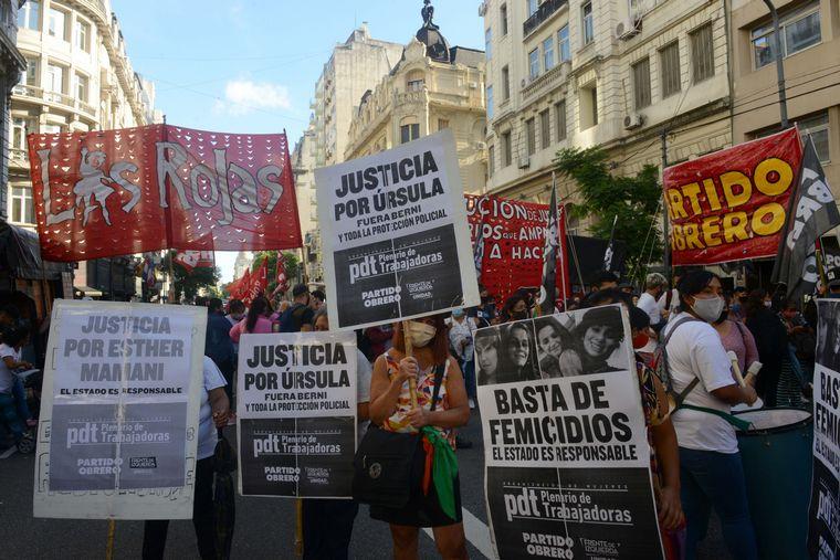 AUDIO: Marchan en Córdoba y el país para pedir justicia por Úrsula