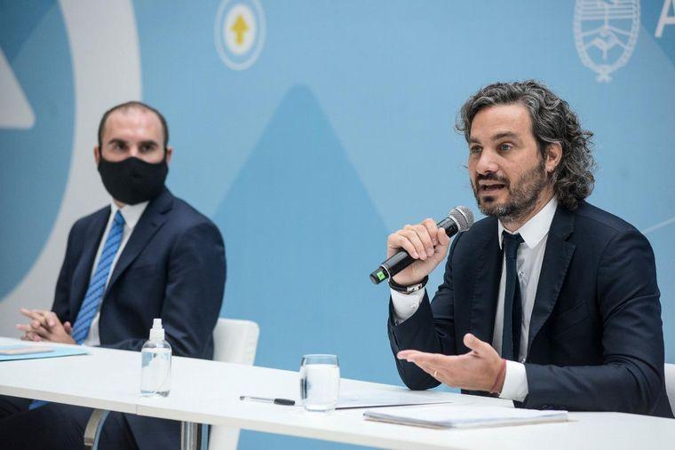 FOTO: El Gobierno se reunió con empresarios en Casa Rosada.