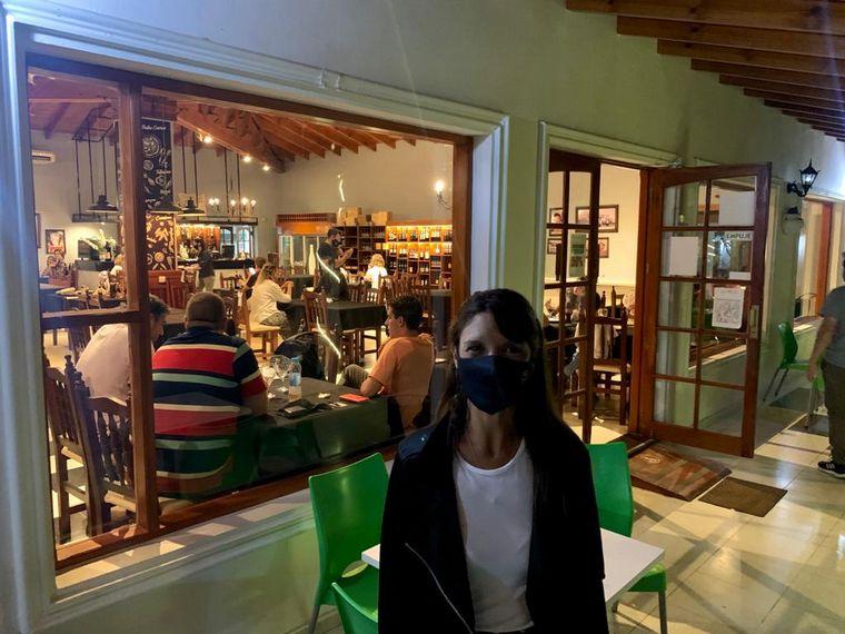 FOTO: El establecimiento ofrece confort y delicias para quienes lo visitan.