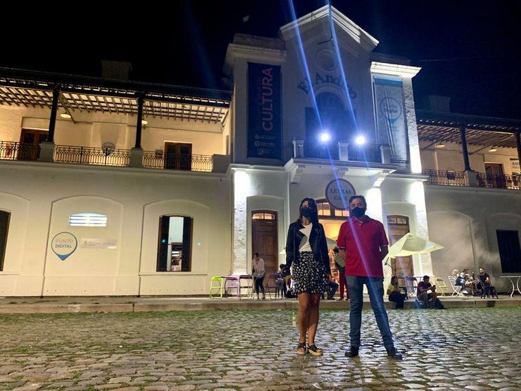 AUDIO: Centro Cultural del Andino, de anden a espacio artístico