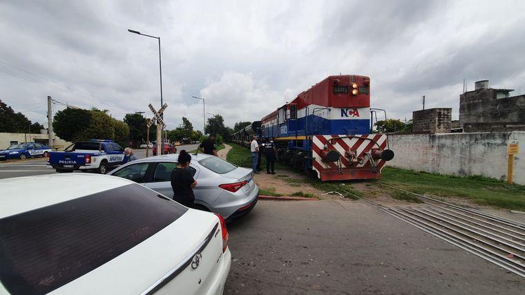 FOTO: Córdoba: Dos accidentes de tren en menos de 15 días