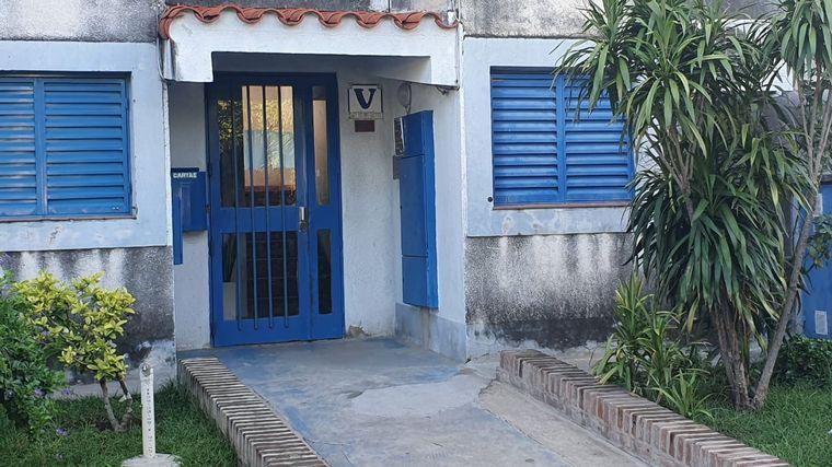 FOTO: Asesinaron a un jubilado de 77 años en barrio San Vicente.