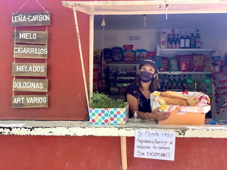 FOTO: Pan casero en Río Los Sauces