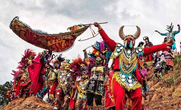 FOTO: El tradicional carnaval de Venecia.