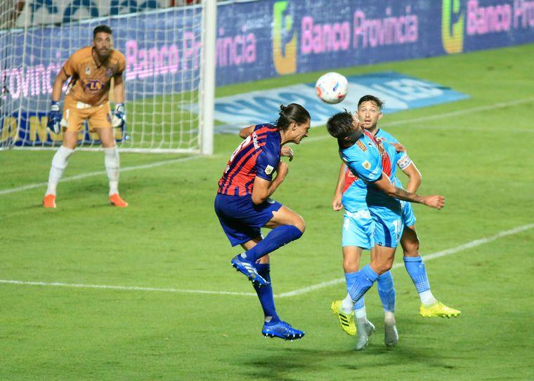 FOTO: San Lorenzo y Arsenal se enfrentaron en el Nuevo Gasómetro