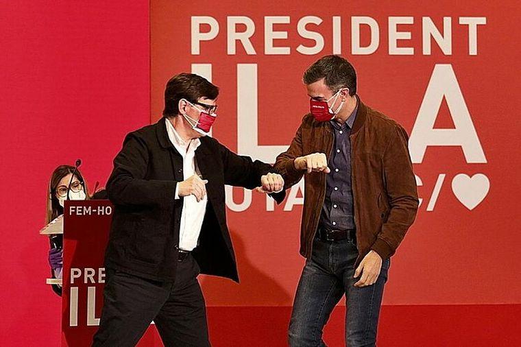 AUDIO: Cataluña: ganó el socialismo, pero empató en las bancas