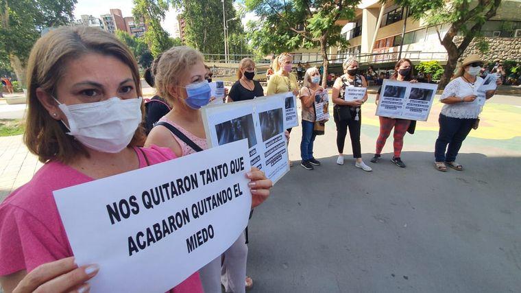 FOTO: Marchan para pedir por la aparición de Ivana Módica