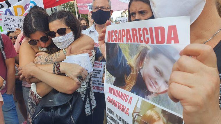 AUDIO: Marchan para pedir por la aparición de Ivana Módica