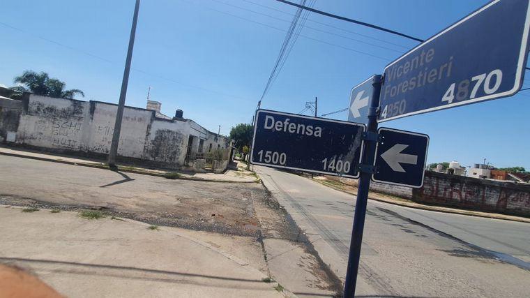 FOTO: Baches, en Córdoba