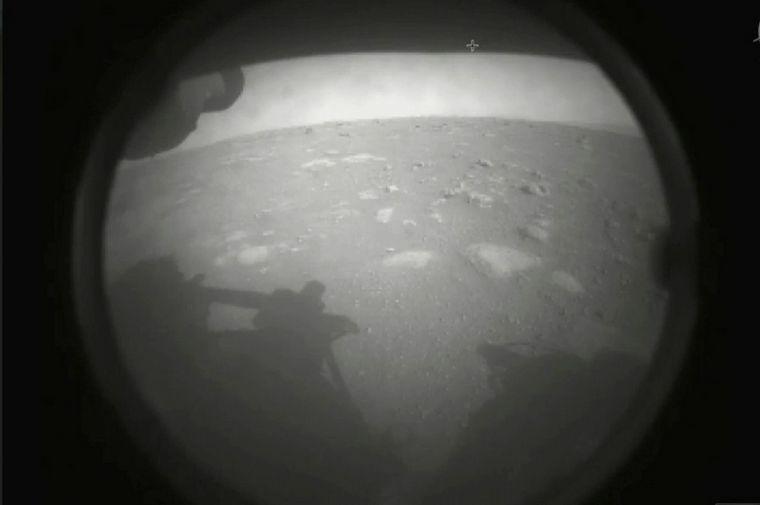 FOTO: Perseverance, la nave que buscará rastros de vida en Marte