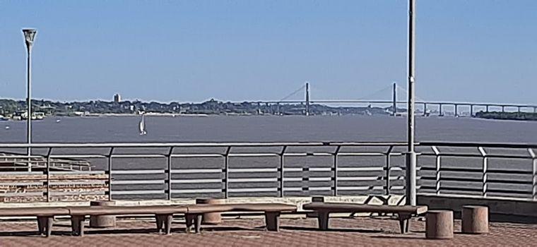 AUDIO: Puerto Norte, un atractivo paseo en Rosario frente al Río Paraná