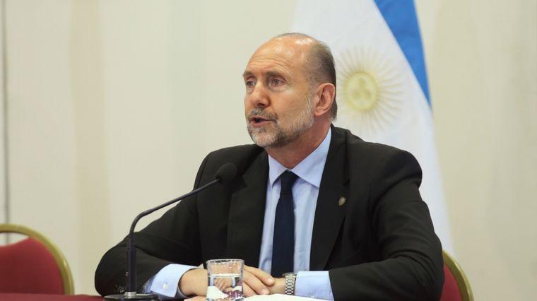 AUDIO: El Gobernador Perotti ratificó que Santa Fe no adherirá a las nuevas restricciones