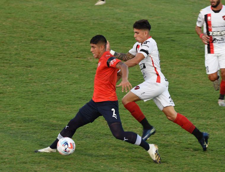 FOTO: Con gol de Insaurralde, Independiente le ganó a Patronato