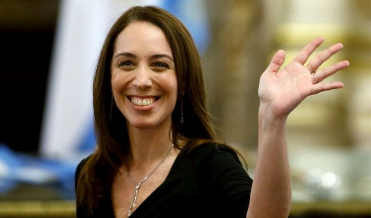 FOTO: María Eugenia Vidal fue designada veedora de la OEA para las elecciones de El Salvado