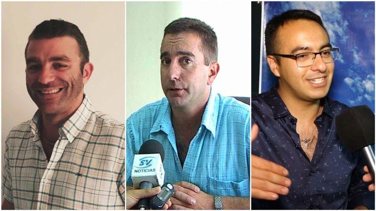 AUDIO: Vacunaron al menos tres intendentes jóvenes de Calamuchita