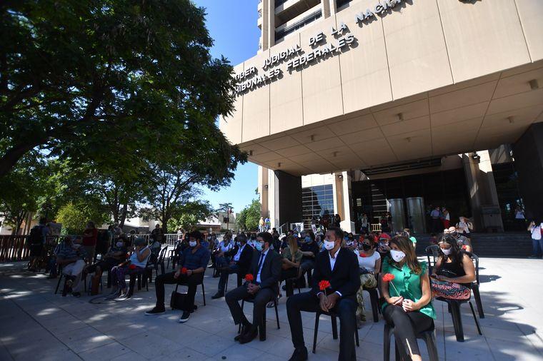 FOTO: La condena se dio por crímenes durante la última dictadura militar.
