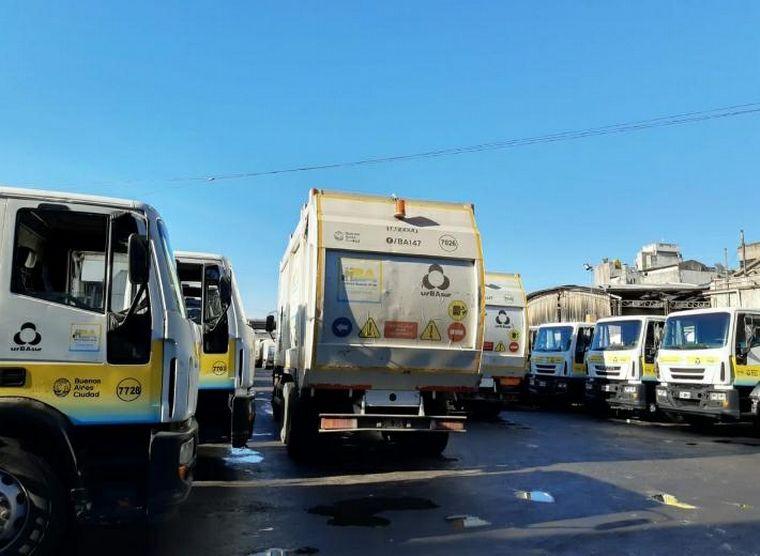 AUDIO: Paran los recolectores de residuos en Capital Federal