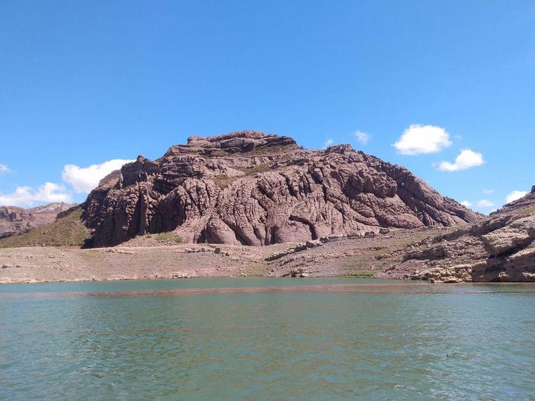 AUDIO: Cañón del Atuel, una belleza turística de San Rafael