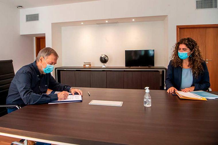 FOTO: Córdoba asigna $600 millones anuales para programas de violencia de género.