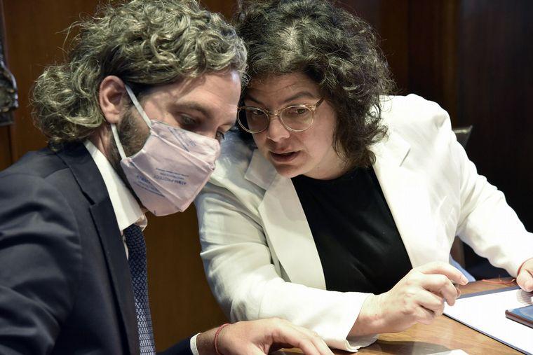 Urgente: la ministra de Salud Carla Vizzotti dio positivo de coronavirus