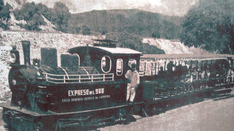 FOTO: Amplían el recorrido del Tren de las Sierras