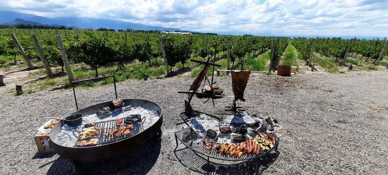 FOTO: El turismo interno reactivó la temporada en Mendoza