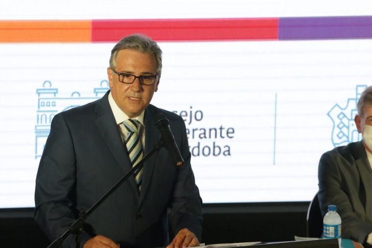 AUDIO: Llaryora abrió sesiones del Concejo Deliberante de Córdoba