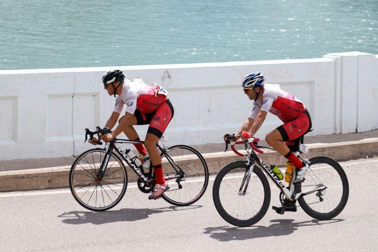 AUDIO: Al menos 190 ciclistas del país se sumaron a la