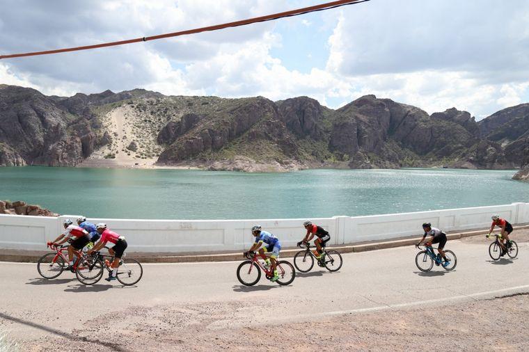 FOTO: 45 Vuelta Ciclista de Mendoza