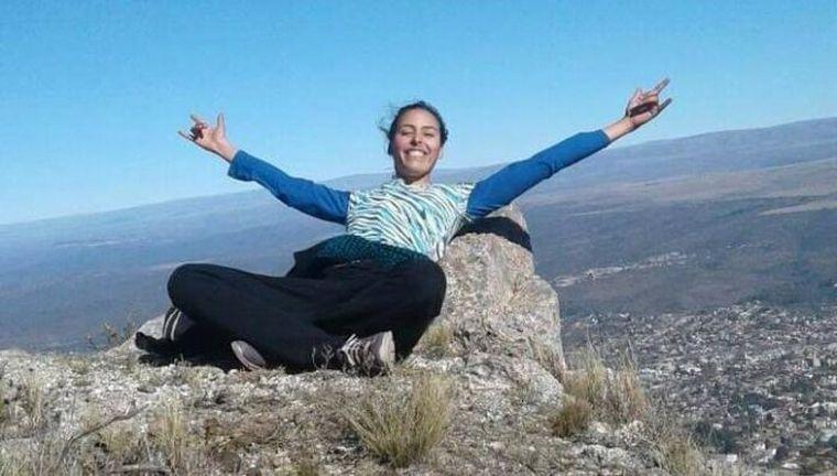 FOTO: María del Carmen Herrero fue encontrada sana y salva.