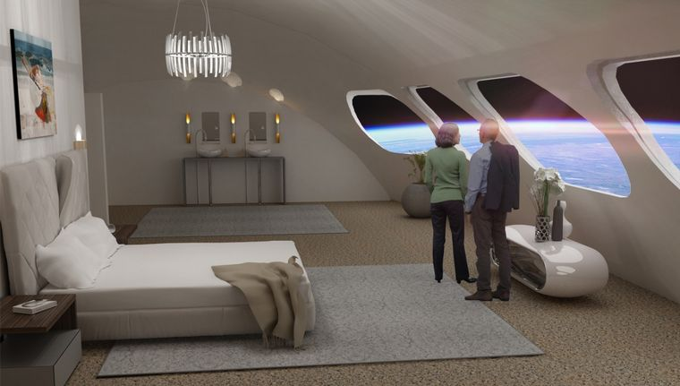 FOTO: Voyager: El primer hotel espacial tiene fecha de lanzamiento