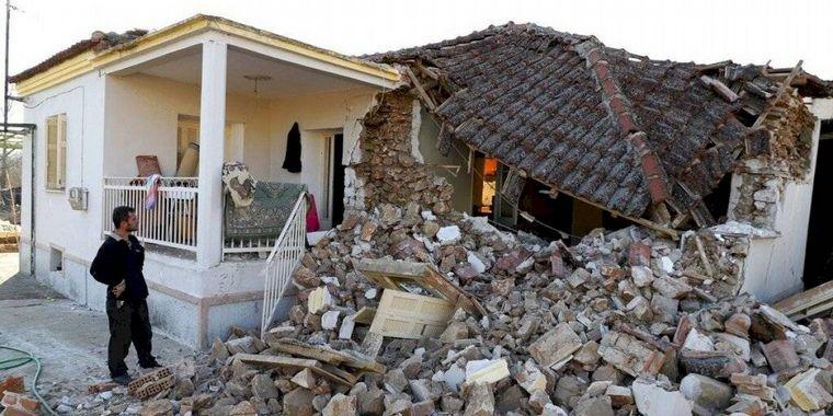FOTO: Un sismo de 6,3 grados sacudió Grecia (Foto: @CirculoGloBal_I)