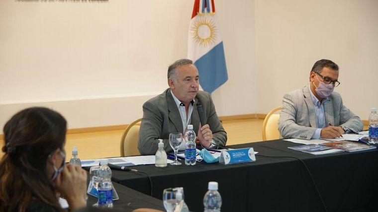 AUDIO: Córdoba y el Inti avanzaron en convenios para la producción