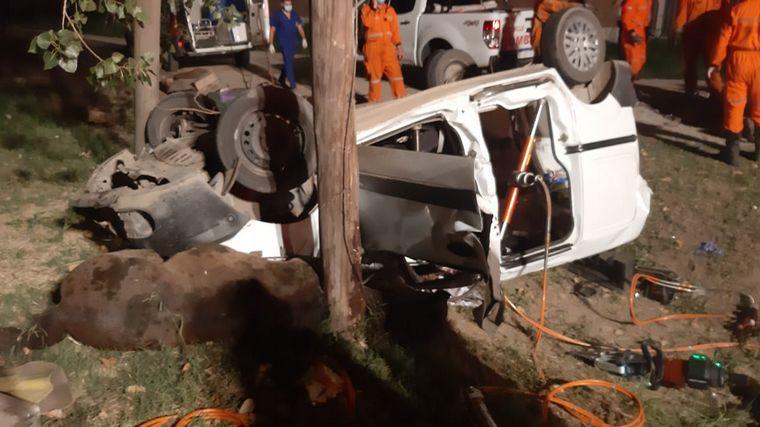 AUDIO: Bell Ville: un automovilista chocó a un caballo en la ruta y murió