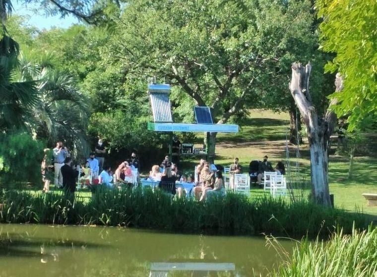 AUDIO: Desde el 13 de marzo continúan los casamientos al aire libre