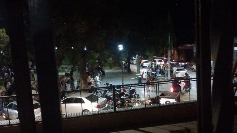 FOTO: Plaza de barrio Yofre Norte
