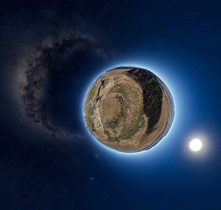 FOTO: Imágenes de Andrés Jones, fotógrafo aficionado a la astronomía
