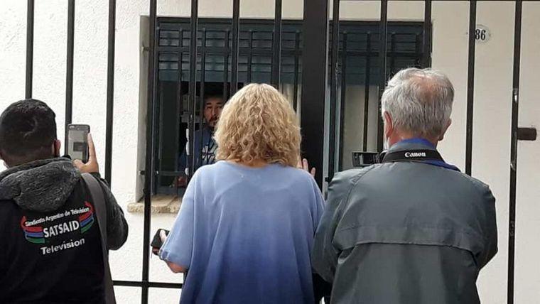 FOTO: Condenado por abuso tomó de rehén a un defensor público (Foto: Rio Negro).