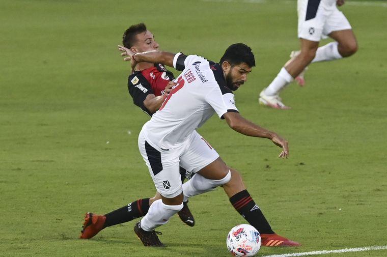 AUDIO: Gol de Newell's (Rodríguez)
