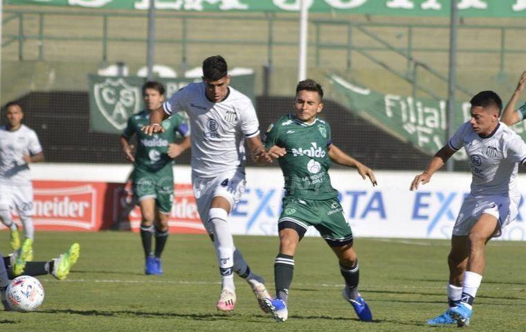 AUDIO: 1° Gol de Talleres (Pérez)