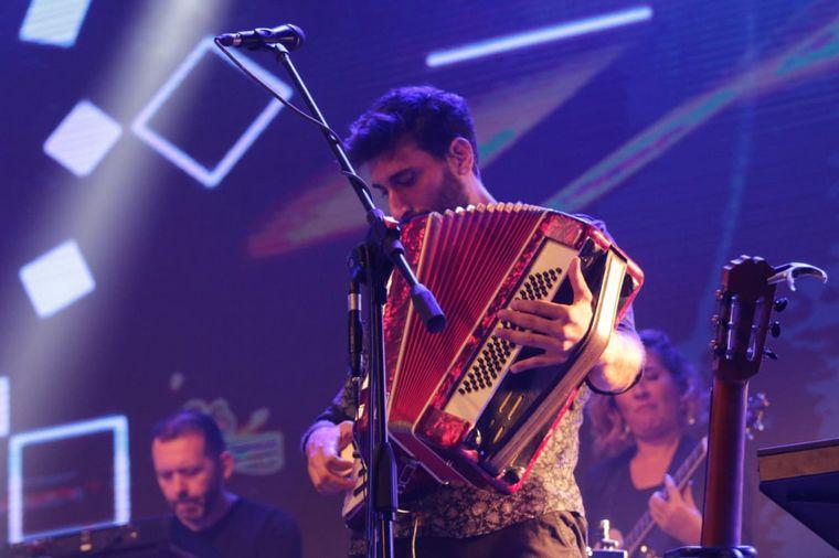 FOTO: Jorge Rojas celebró un año más de vida un sensacional show en Córdoba